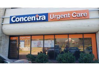 Nashville urgent care clinic Concentra