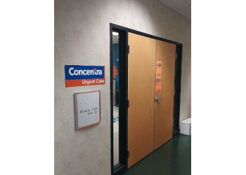 New Haven urgent care clinic Concentra