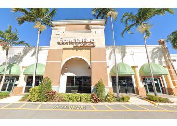 Fort Lauderdale urgent care clinic Concentra Urgent Care