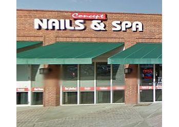 Arlington nail salon Concept Nails & Spa