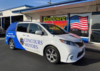 Ventura car repair shop Concours Motors Auto Repair