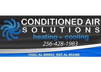 Huntsville hvac service Conditioned Air Solutions