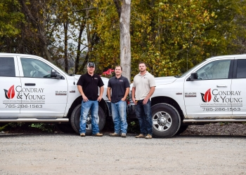 Topeka landscaping company Condray & Young LLC