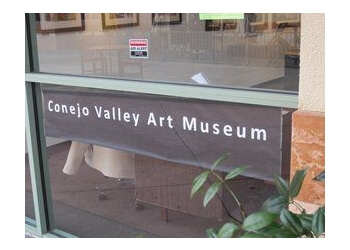 Thousand Oaks landmark Conejo Valley Art Museum