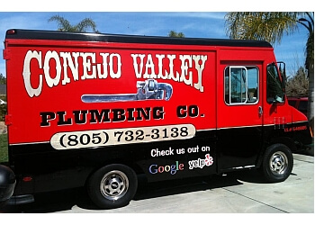 Thousand Oaks plumber Conejo Valley Plumbing Co.