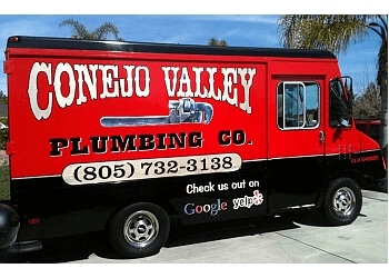 Thousand Oaks plumber Conejo Valley Plumbing Co.