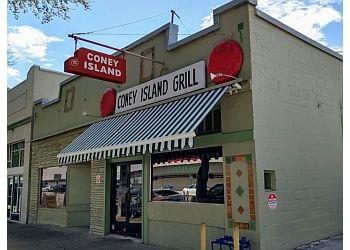 St Petersburg sandwich shop Coney Island Sandwich Shop