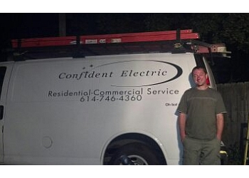 Columbus electrician Confident Electric