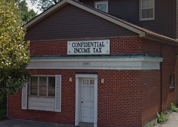 Buffalo tax service Confidential Income Tax Bookkeeping