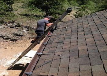 Denver gutter cleaner Conifer Gutter Service