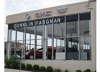 Kansas City car dealership Conklin Fangman Kansas City