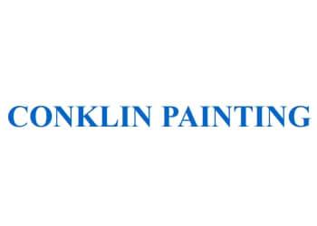 Gilbert painter Conklin Painting