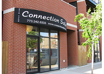 Chicago beauty salon Connection Salon