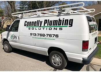 Olathe plumber Connelly Plumbing Solutions