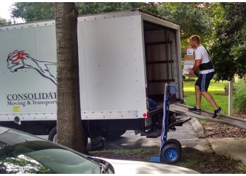 Gainesville moving company Consolidated Moving & Transport, LLC
