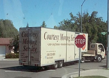 Fresno moving company COURTESY MOVING AND STORAGE