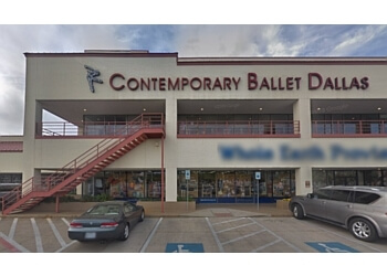 Dallas dance school Contemporary Ballet Dallas