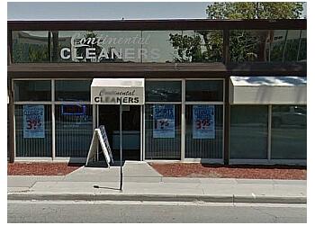 San Bernardino dry cleaner Continental Cleaners