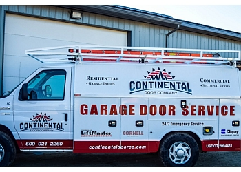 Spokane garage door repair Continental Door Company
