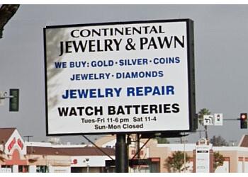 Garden Grove pawn shop Continental Jewelry & Loan
