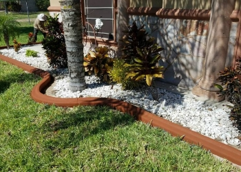 McAllen landscaping company Contour Curbs LLC