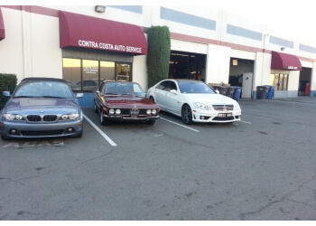 Concord car repair shop Contra Costa Auto Service