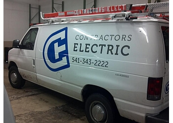 Eugene electrician Contractors Electric, LLC