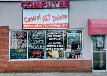 Springfield computer repair Control Alt Delete