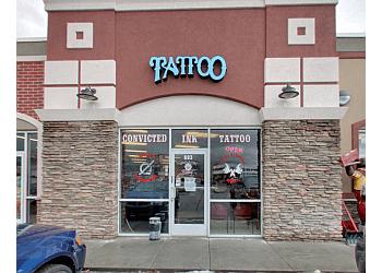 Provo tattoo shop Convicted Ink Tattoo
