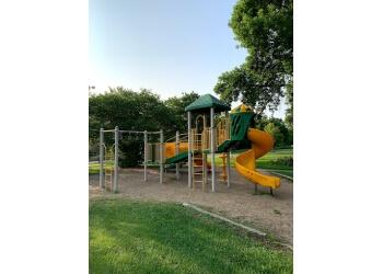 Rochester public park Cooke Park