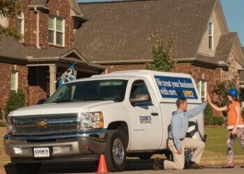 Huntsville pest control company Cook's Pest Control