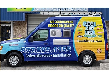Fort Lauderdale hvac service Cool Air USA