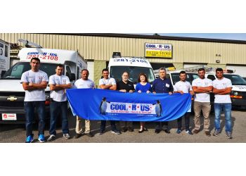 Jacksonville hvac service Cool R Us, Inc A/C & Heating