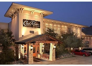 Irving steak house Cool River Cafe