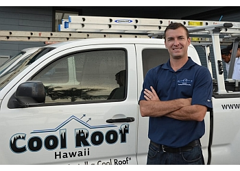 Honolulu roofing contractor Cool Roof Hawaii