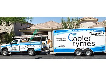 Surprise hvac service Cooler Tymes