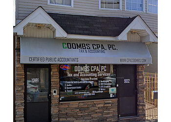 Newark accounting firm Coombs cpa, PC