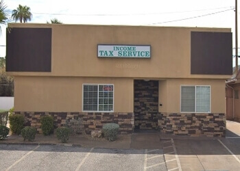 Henderson tax service Cooper & Associates Inc.