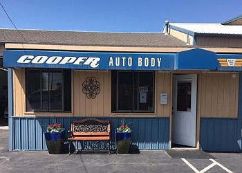 Fort Collins auto body shop Cooper Auto Body