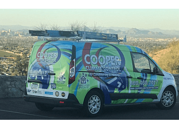 Gilbert hvac service Cooper Climate Control INC.