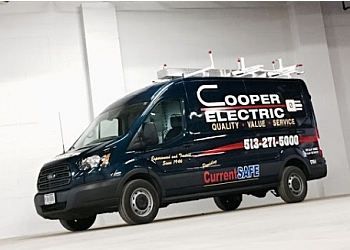 Cincinnati electrician Cooper Electric