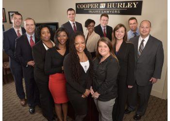 Chesapeake personal injury lawyer Cooper Hurley