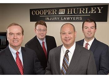 Hampton medical malpractice lawyer Cooper Hurley Injury Lawyers