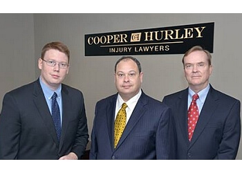 Newport News personal injury lawyer Cooper Hurley