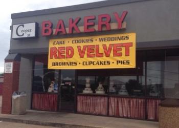 Arlington cake Cooper Street Bakery