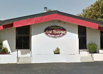 Greensboro sports bar Cooper's Ale House