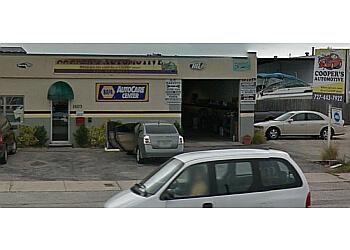 Clearwater car repair shop Coopers Automotive Repair