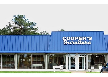 Cary furniture store Cooper's Furniture Inc