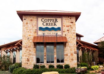 Abilene steak house Copper Creek