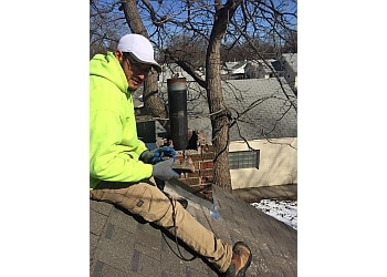 Minneapolis chimney sweep Copperfield Chimney sweep